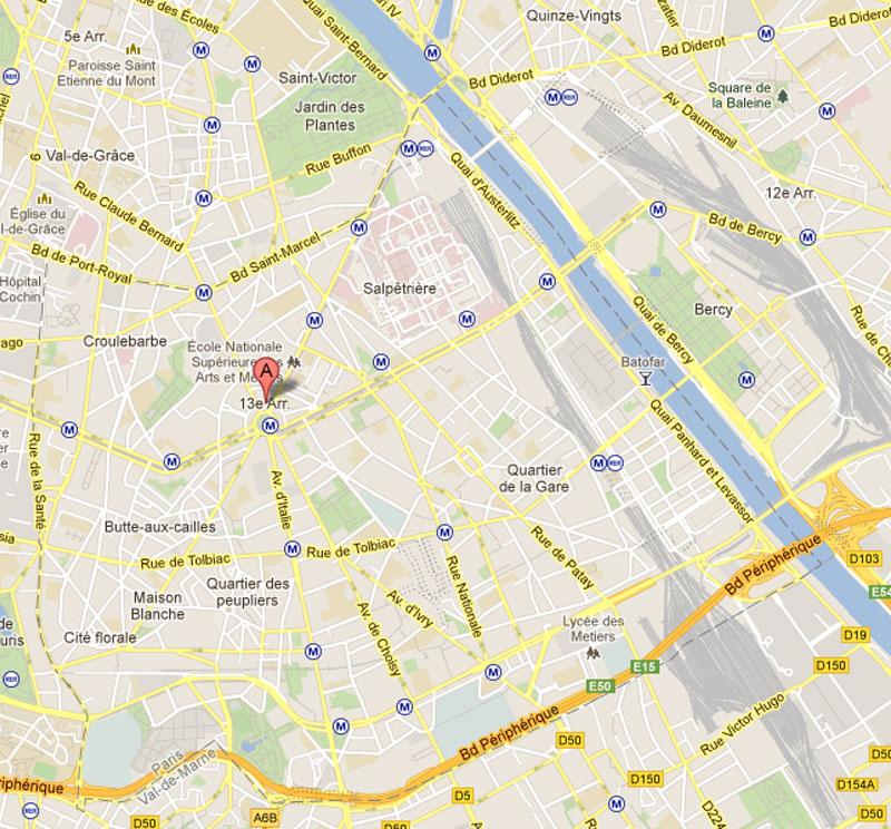 75013 dépannage informatique Paris 13ème
