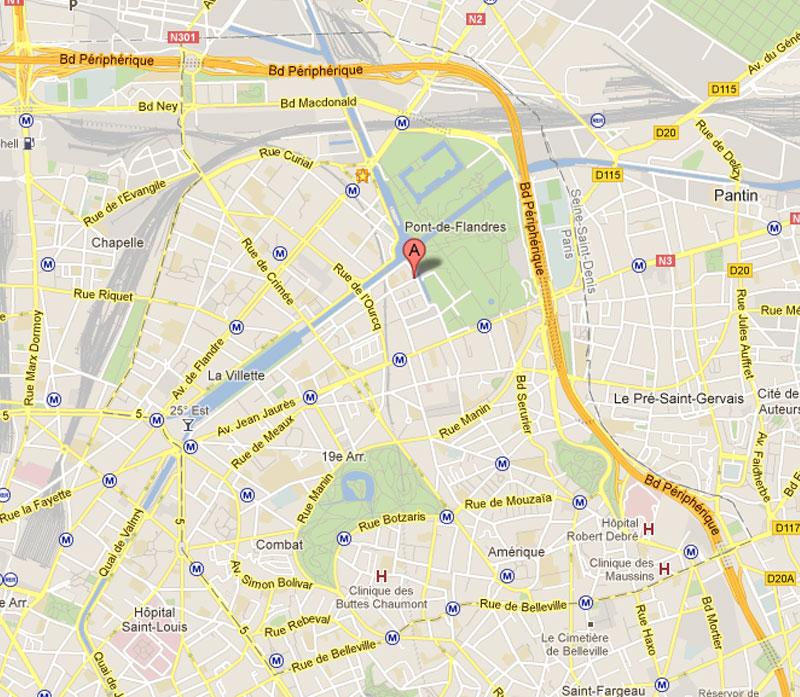 75019 dépannage informatique Paris 19ème