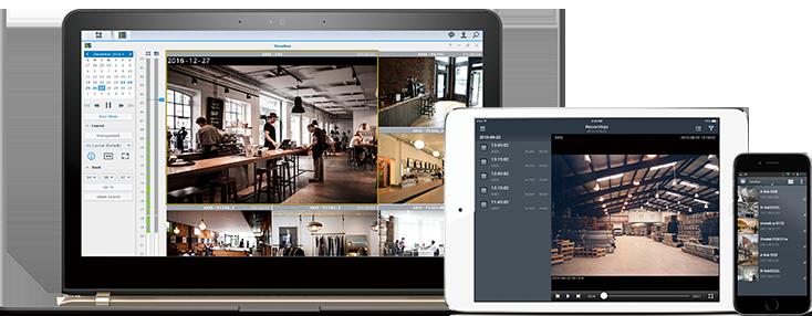 Application mobile videosurveillance