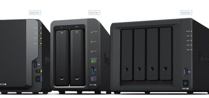 Expert NAS Synology