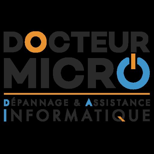 Docteur Micro Paris Logo