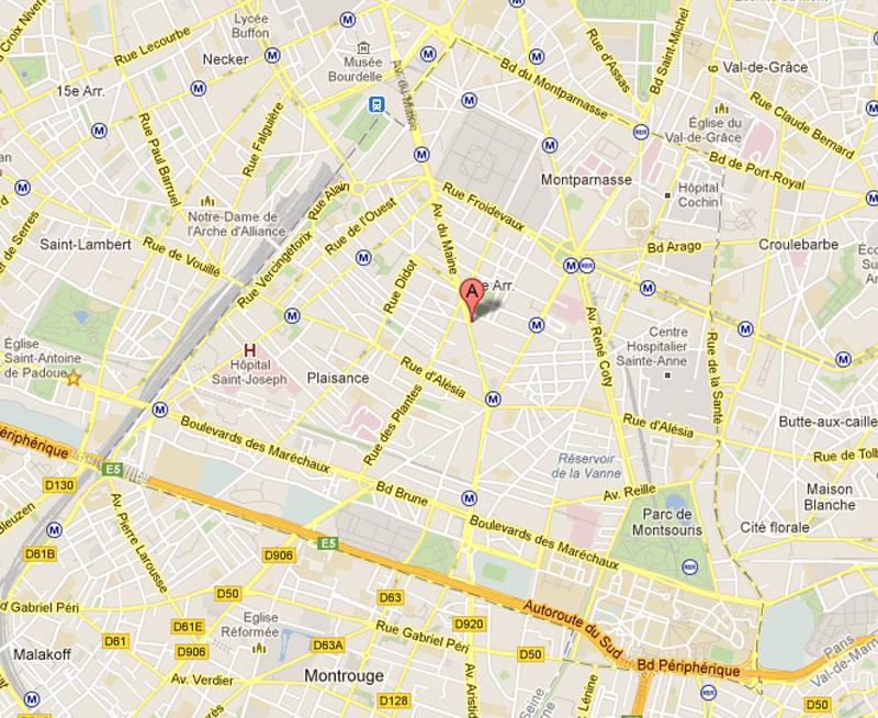 Docteur Micro Paris 75014 D 233 Pannage Informatique Paris