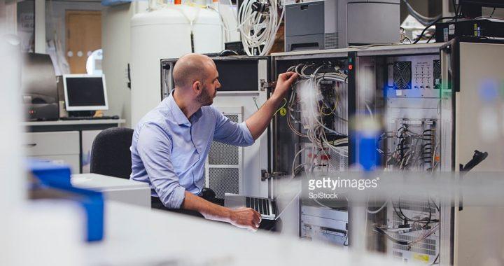 Technicien informatique en entreprise