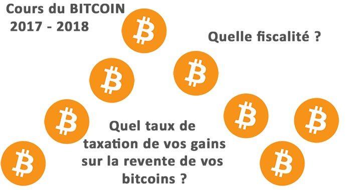 Fiscalité Bitcoin